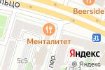 Схема проезда до компании Традиция в Москве