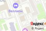 Схема проезда до компании Крюков в Москве