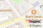 Схема проезда до компании Центральный проектно-технологический институт по созданию автоматизированных систем управления в торговле в Москве