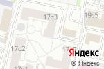 Схема проезда до компании Академик в Москве