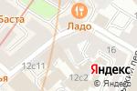 Схема проезда до компании Solid.Rent в Москве