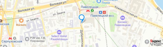 Зацепская площадь