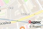 Схема проезда до компании Hardy в Москве