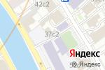 Схема проезда до компании СО.Продакшн в Москве