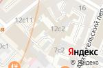 Схема проезда до компании Living Easy в Москве