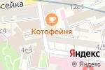 Схема проезда до компании Lime House в Москве
