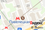 Схема проезда до компании Mankenberg в Москве