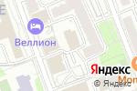 Схема проезда до компании Московский автомобильный клуб инвалидов в Москве