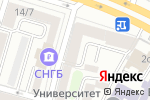 Схема проезда до компании Гамма Госуслуг в Москве