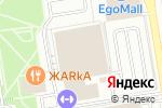 Схема проезда до компании Loure в Москве