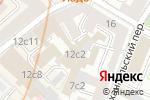 Схема проезда до компании BTS в Москве