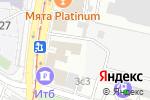Схема проезда до компании Milk Studio в Москве