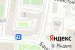 Схема проезда до компании Личное Пространство в Москве