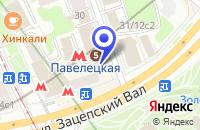 Схема проезда до компании КБ ЕВРОСОЮЗ в Москве