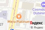 Схема проезда до компании ФИТОДЖЕН в Москве