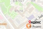 Схема проезда до компании Аркадия в Москве