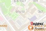 Схема проезда до компании Feelosophy в Москве