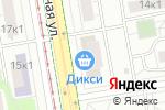 Схема проезда до компании Калужский в Москве