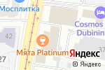 Схема проезда до компании Ослик Венди в Москве