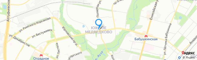 район Медведково Южное