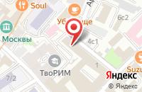 Схема проезда до компании Центр Инновационных Проектов «Эксперт-Ъ» в Москве