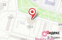 Схема проезда до компании Сп Диалог-Строй в Москве