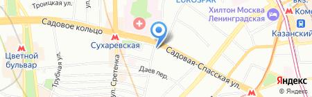 Дела семейные на карте Москвы