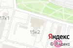 Схема проезда до компании Стиль Сервис в Москве
