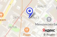 Схема проезда до компании АКБ ФЕДЕРАЛЬНЫЙ ПРОМЫШЛЕННЫЙ БАНК в Москве