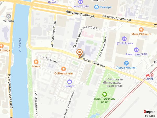Остановка «Школа», проспект Лихачёва (1008977) (Москва)
