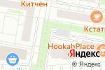 Схема проезда до компании Таксигир в Москве