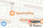 Схема проезда до компании ДВЕРИ ЯГУАР в Москве