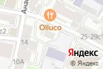 Схема проезда до компании Экспресс Сервис в Москве