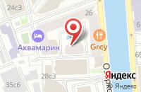 Схема проезда до компании Глобал Нетворк Бизнес в Москве