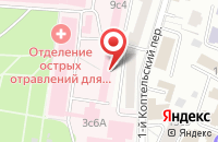 Схема проезда до компании Садовод в Москве