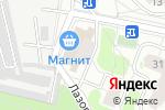 Схема проезда до компании Мастерская бытовых услуг на проезде Русанова в Москве