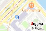 Схема проезда до компании Первая Национальная Школа Телевидения в Москве