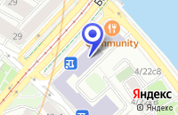 Схема проезда до компании ПТФ ДИФЕНС ЭНД КОНСТРАКШН в Москве