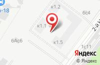 Схема проезда до компании Скгпласт в Москве