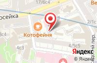Схема проезда до компании Техтранспродукт в Москве