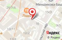 Схема проезда до компании Центр Социальной Экспертизы в Москве