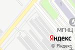 Схема проезда до компании Work Moto в Москве