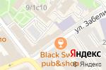 Схема проезда до компании СМУ-95 в Москве