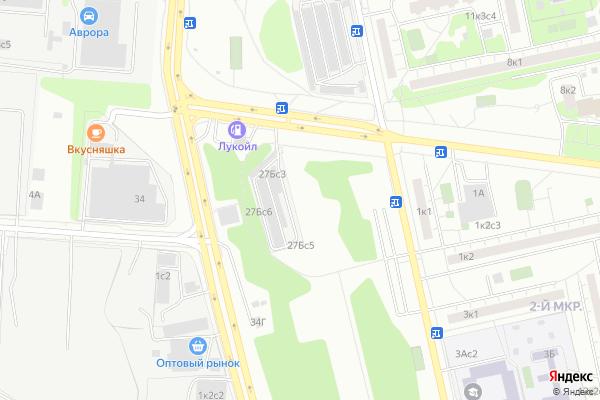 Ремонт телевизоров Район Бирюлво Западное на яндекс карте