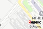 Схема проезда до компании Holmotors в Москве