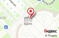Схема проезда до компании Би.Би.Си. в Москве