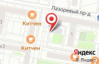 Схема проезда до компании Универсальные Ароматы в Москве