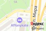 Схема проезда до компании Кулинарное чтиво в Москве