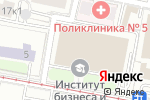 Схема проезда до компании Интерэкс в Москве