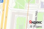 Схема проезда до компании Юниор в Москве